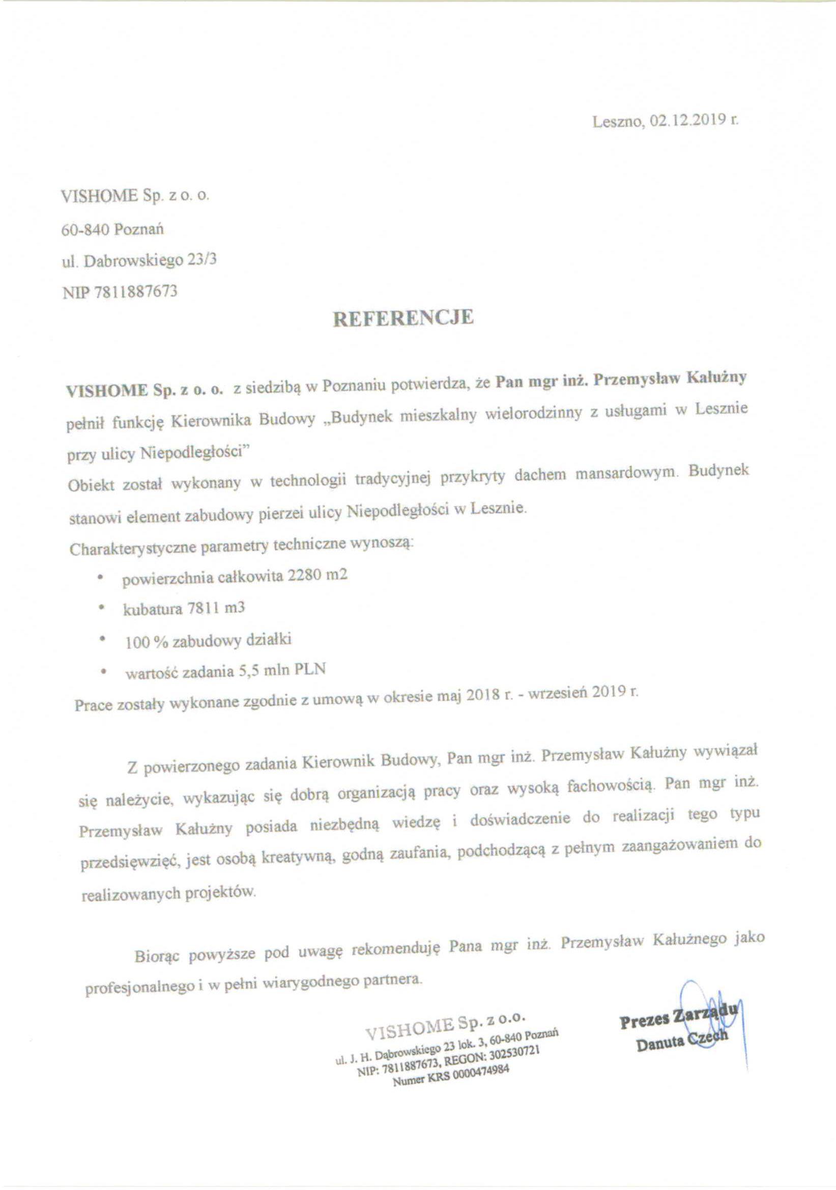 Kliknij i sprawdź listy referencyjne
